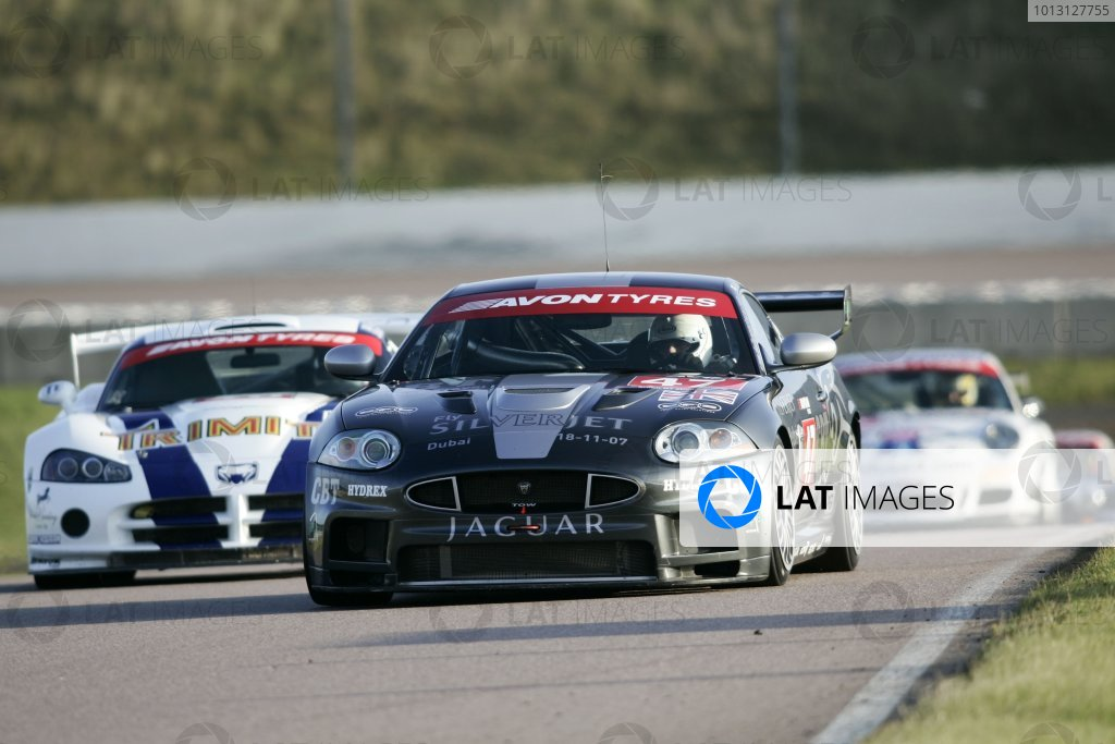 2007 British GT Championship.