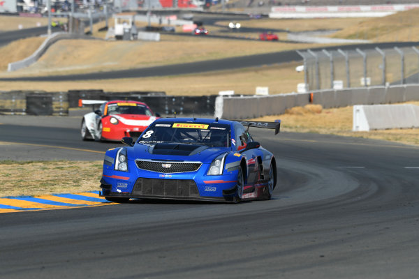Pirelli World Challenge Grand Prix of Sonoma Sonoma Raceway, Sonoma, CA USA Sunday 17 September 2017 Michael Cooper World Copyright: Richard Dole LAT Images ref: Digital Image RD_NOCAL_17_280