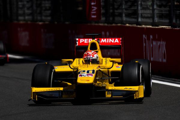 2017 FIA Formula 2 Round 4. Baku City Circuit, Baku, Azerbaijan. Friday 23 June 2017. Norman Nato (FRA, Pertamina Arden)  Photo: Zak Mauger/FIA Formula 2. ref: Digital Image _54I9664