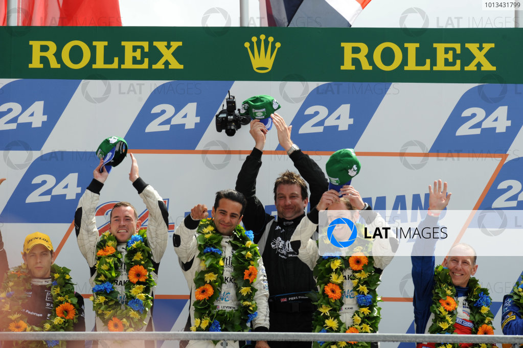 2010 Le Mans 24 Hours.
