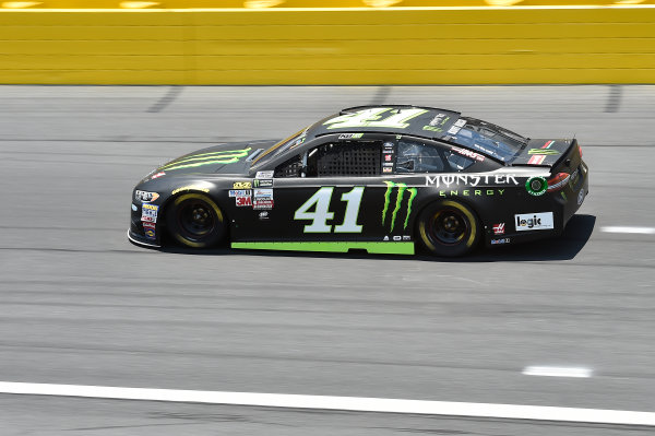Monster Energy NASCAR Cup Series Monster Energy NASCAR All-Star Race Charlotte Motor Speedway, Concord, NC USA Friday 19 May 2017 Kurt Busch, Stewart-Haas Racing, Monster Energy Ford Fusion World Copyright: John K Harrelson LAT Images ref: Digital Image 17CLT1jh_01529