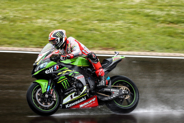Jonathan Jonathan Rea, Kawasaki Racing Team.