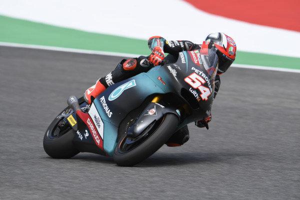 Mattia Pasini, SIC Racing Team.