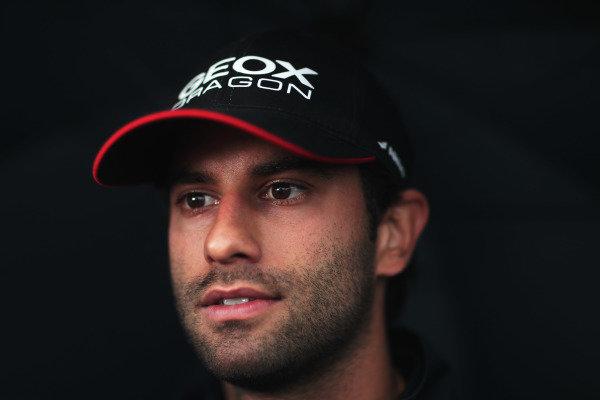 Felipe Nasr (BRA), GEOX Dragon Racing