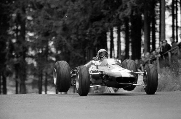 Peter Arundell, Lotus 33 BRM.