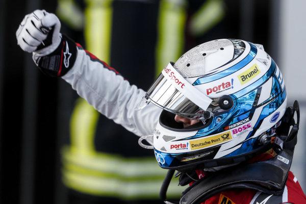 René Rast, Audi Sport Team Rosberg.
