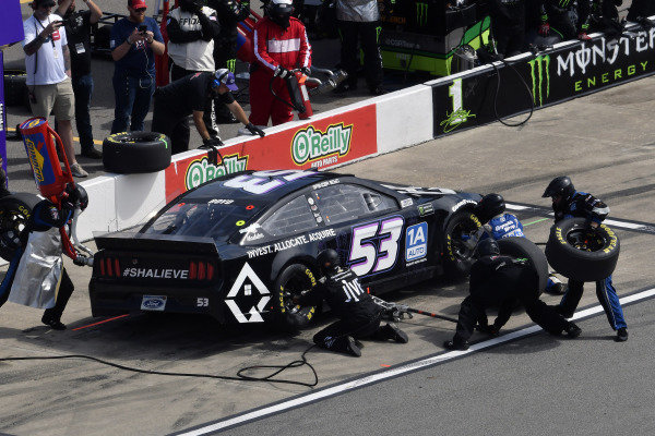 #53: Spencer Boyd, Rick Ware Racing, Chevrolet Camaro CHELLE CORPORATION