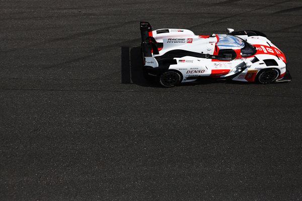 #8 Toyota Gazoo Racing Toyota GR010 - Hybrid: Sebastien Buemi, Kazuki Nakajima, Brendon Hartley