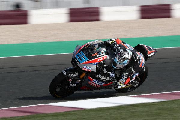 Marcel Schrotter, Moto2, Qatar MotoGP, 26 March 2021