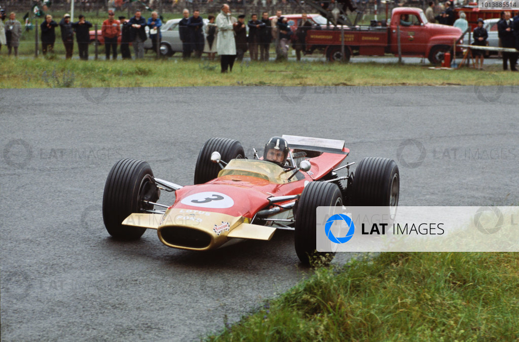 1968 Dutch Grand Prix