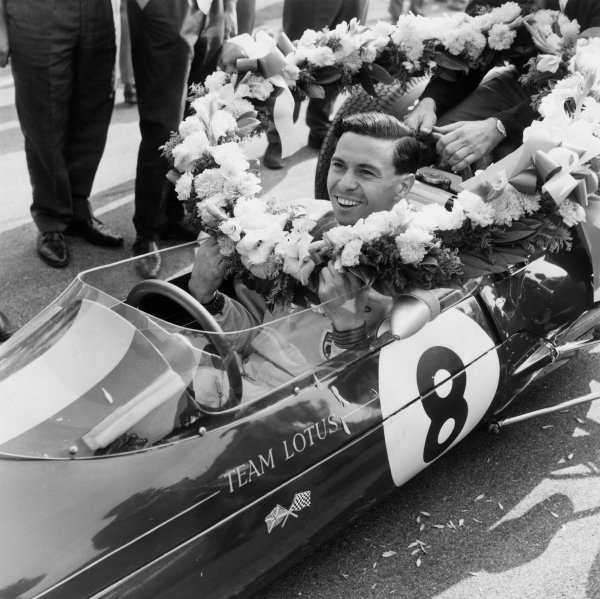 Monza, Italy. 6 - 8 September 1963.