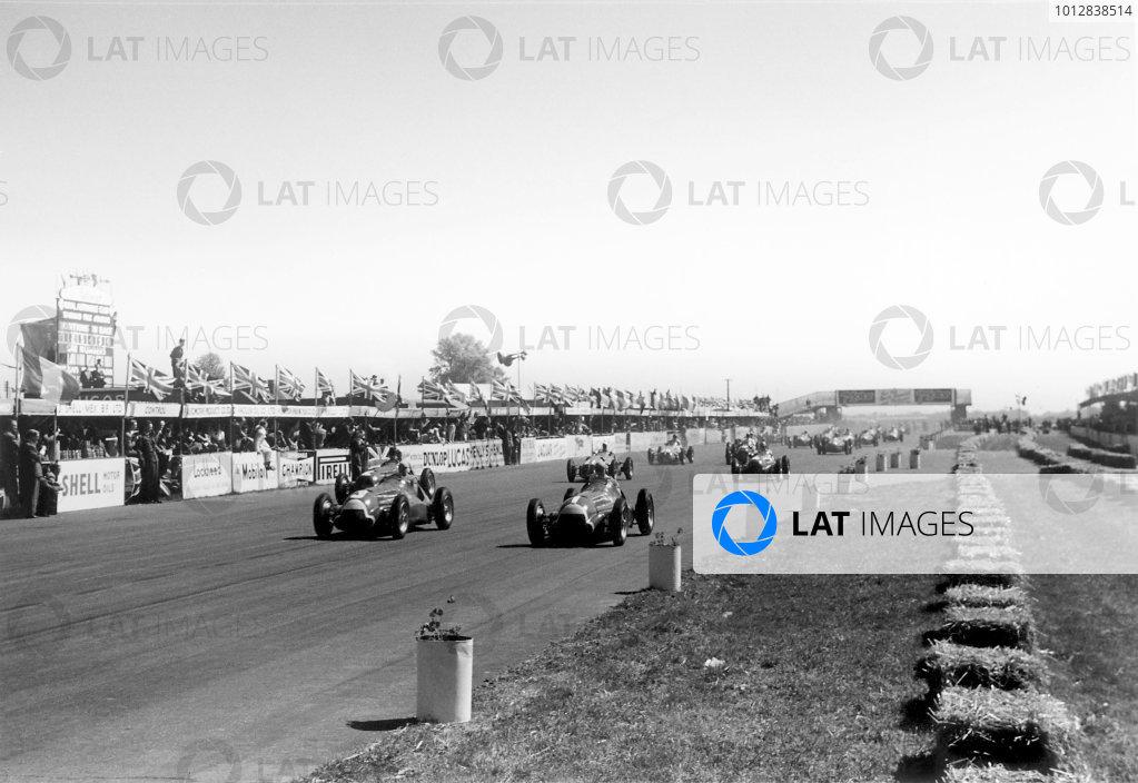 1950 British Grand Prix.