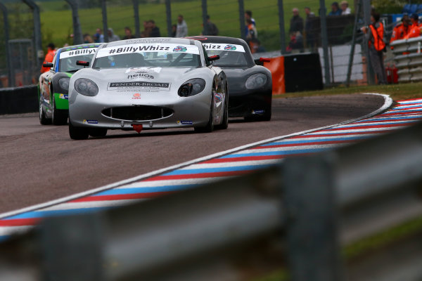 2017 Ginetta GT5 Championship Thruxton, 6th-7th May 2017,  Angus Fender  World copyright. JEP/LAT Images