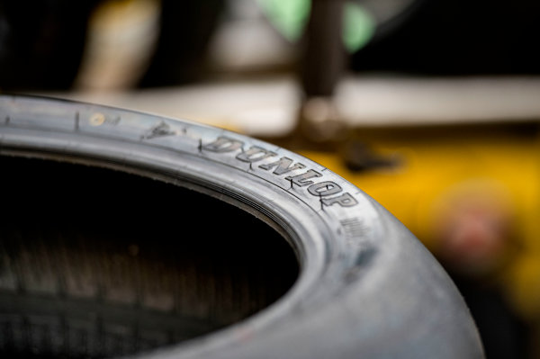 2017 Moto2 Championship - Round 4 Jerez, Spain Thursday 4 May 2017 Dunlop tyres World Copyright: Gold & Goose Photography/LAT Images ref: Digital Image 667636