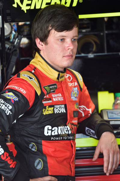 Monster Energy NASCAR Cup Series Toyota Owners 400 Richmond International Raceway, Richmond, VA USA Friday 28 April 2017 Erik Jones, Furniture Row Racing, GameStop/Prey Toyota Camry World Copyright: Nigel Kinrade LAT Images ref: Digital Image 17RIC1nk01636