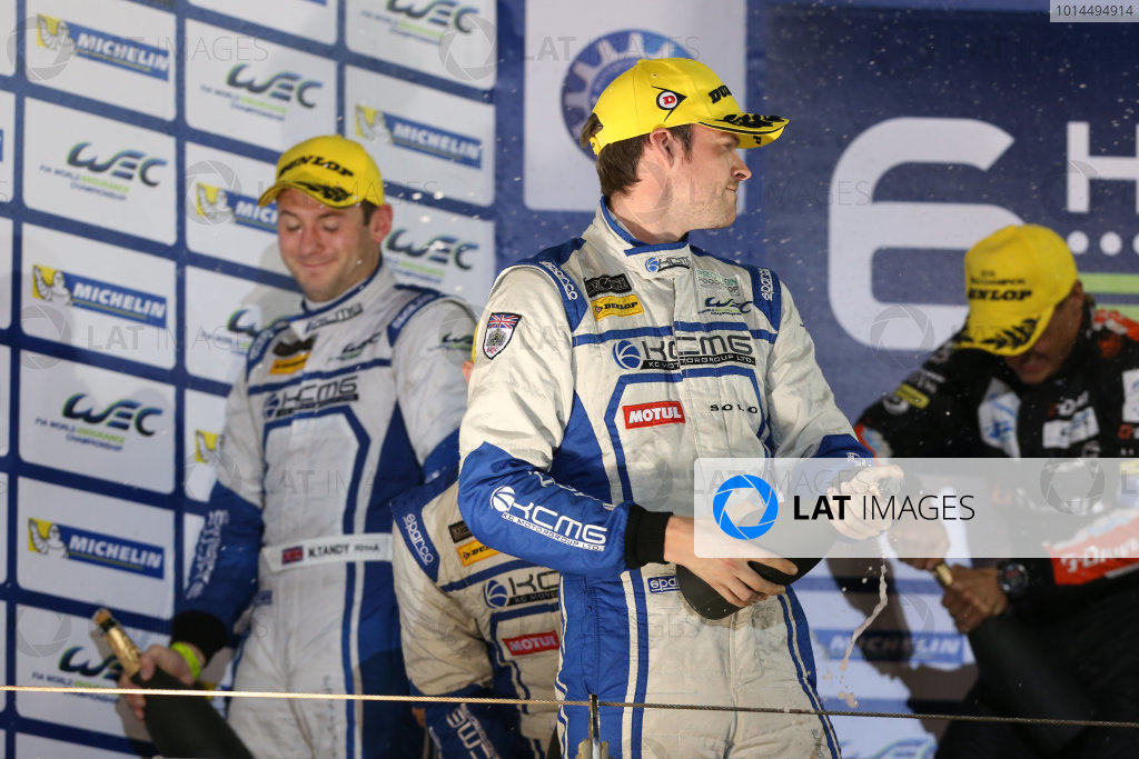 Round 8 - 6 Hours of Bahrain