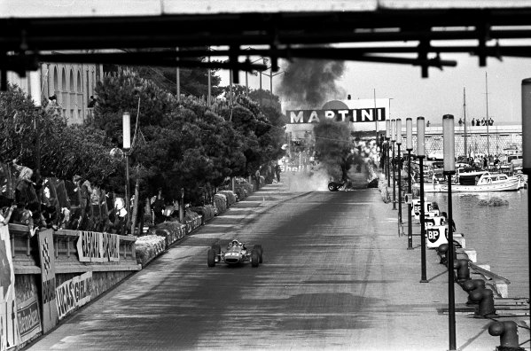 Monte Carlo, Monaco. 4th - 7th May 1967.