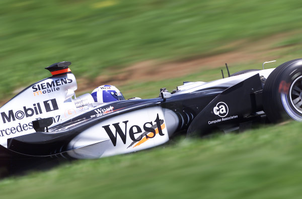 2002 Brazilian Grand Prix - Practice