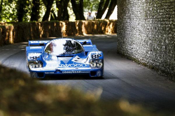Rainer Becker, Porsche 956