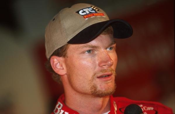 Dale Earnhardt Jr led for 175 laps but finished forthNASCAR WINSTON CUP SERIES - Charlotte, USA, 28 May 2000