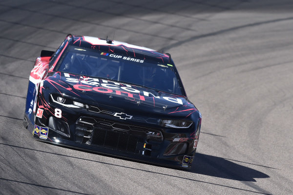 #8: Tyler Reddick, Richard Childress Racing, Chevrolet I Am Second