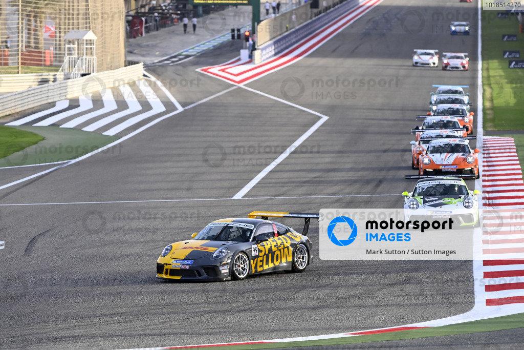 Ayhancan Guven (TUR), leads Richard Wagner (GER), and Daan van Kujik (NED), GP Elite
