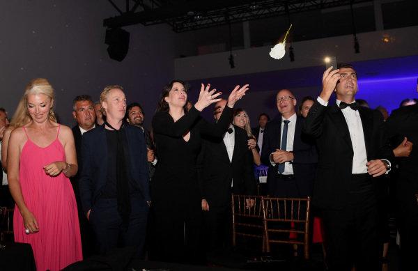 Liv Tyler attends the Awards Gala