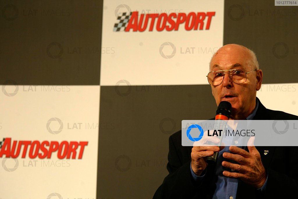 2003 Autosport International.