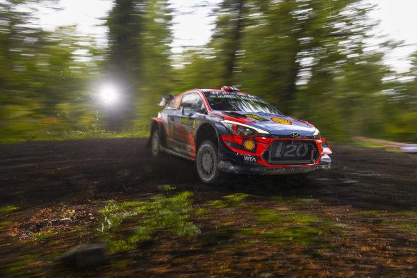 Andreas Mikkelsen (NOR), Hyundai World Rally Team, Hyundai i20 Coupe WRC 2019