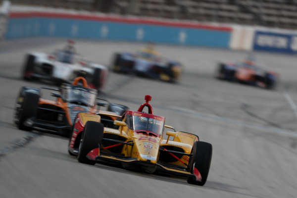 Ryan Hunter-Reay, Andretti Autosport Honda Copyright: Joe Skibinski - IMS Photo