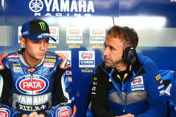 Les Pearson, Michael van der Mark, Pata Yamaha.