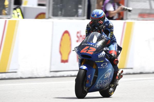 Francesco Bagnaia, Sky Racing Team VR46 World Champion