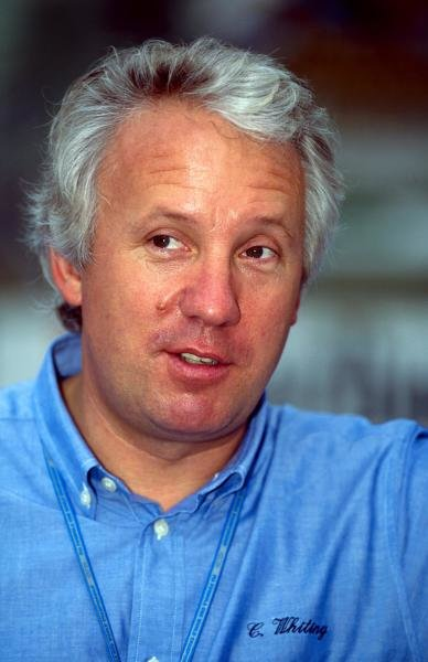 Charlie Whiting of the FIA