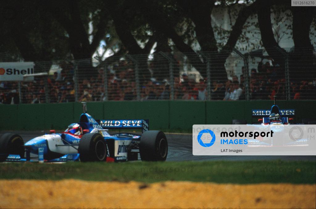 1997 Australian Grand Prix.