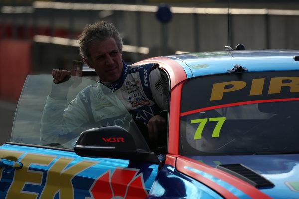 2017 British Touring Car Championship, Silverstone, Northants, UK. 16th-17th September 2017 Jason Plato (GBR) Team BMR Subaru Levorg World copyright. JEP/LAT Images