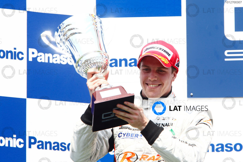 2010 GP2 Series. Round 3.