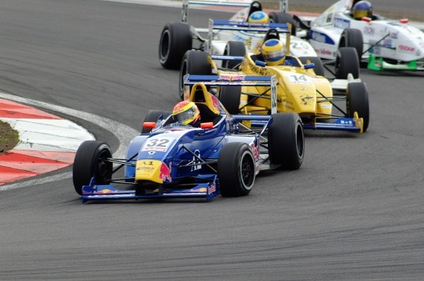 Hannes Lachinger (AUT) ma-con Racing.German Formula Renault Championship, Rd6, Races 11 and 12, Nurburgring, Germany. 22 September 2002.DIGITAL IMAGE