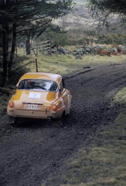 Anders Kullang / Claes-Goran Andersson, Opel Kadett GT/E.