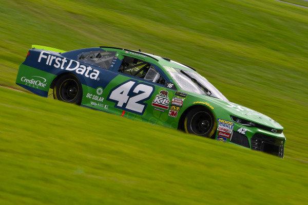 #42: Kyle Larson, Chip Ganassi Racing, Chevrolet Camaro Clover/First Data