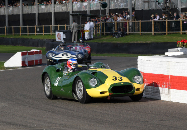 Sussex Trophy Phil Keen Lister