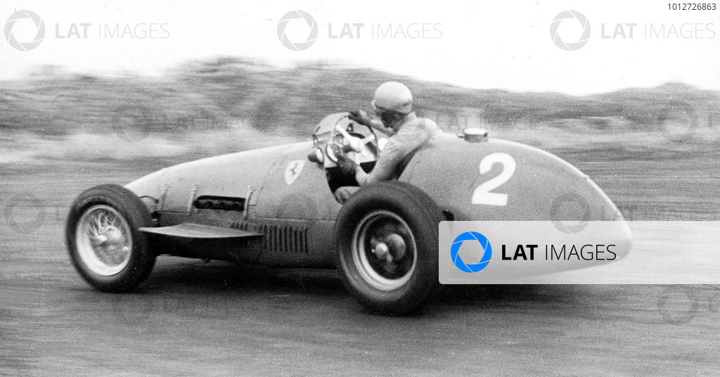 1952 Dutch Grand Prix.