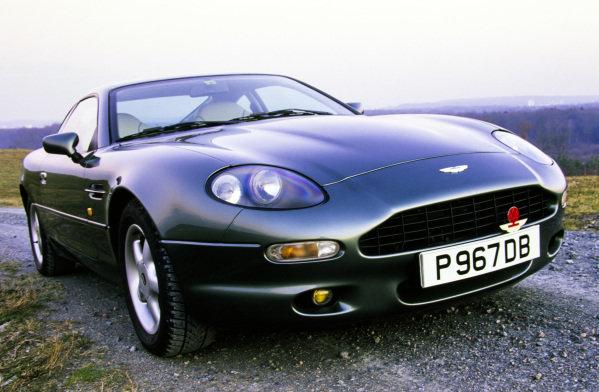 Aston Martin DB7, 1996