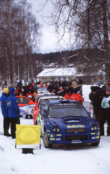 FIA World Championship, Swedish Rally