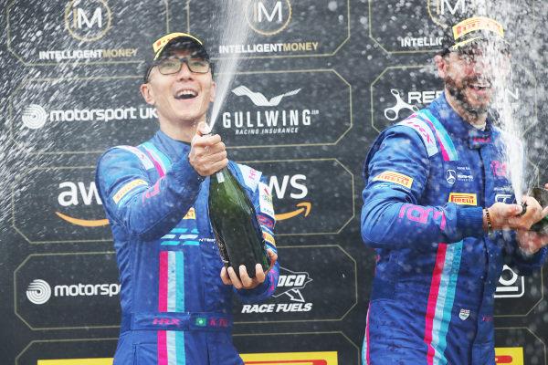 Kevin Tse / Tom Onslow-Cole - RAM Racing Mercedes-AMG GT3