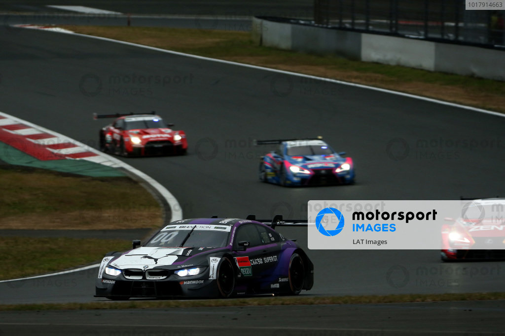 Kamui Kobayashi, BMW Team RBM BMW M4 DTM.