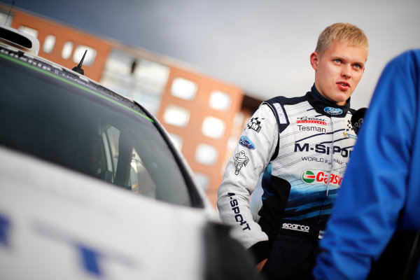 2015 World Rally Championship Rally Finland July 30 - August 2, 2015 Ott Tanak, Ford, portrait  Worldwide Copyright: McKlein/LAT