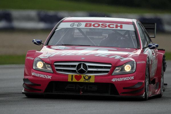 Susie Stoddart (GBR), TV Spielfilm AMG Mercedes.DTM, Rd3, Red Bull Ring, Spielberg, Austria. 3-5 June 2011.