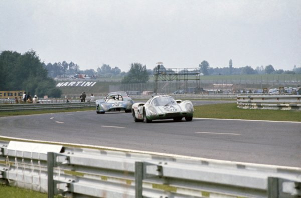1972 Le Mans 24 hours.