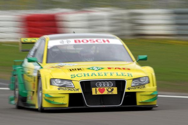 Martin Tomczyk (GER), Audi Sport Team Phoenix.DTM, Rd6, Nurburgring, Germany, 6-7 August 2011.World Copyright: LAT Photographicref: Digital Image dne1106au36