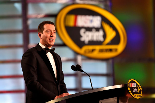 1-4 December, 2015, Las Vegas, Nevada USA Kyle Busch ? 2015, Nigel Kinrade LAT Photo USA